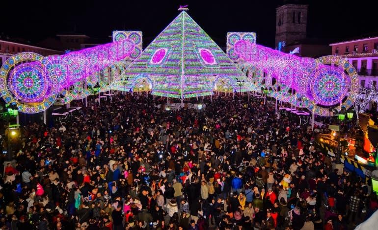 Las Mágicas Navidades de Torrejón registran récord de visitantes