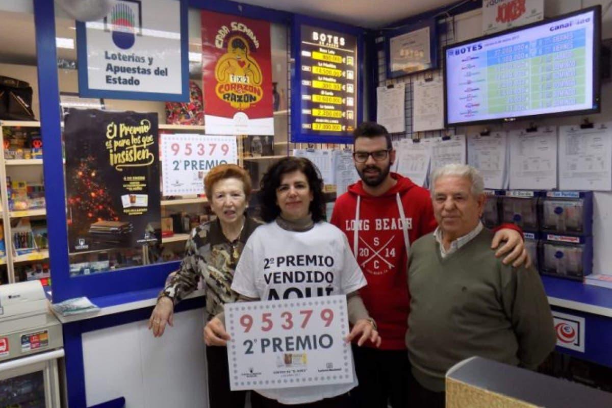 El Sorteo de El Niño deja un pellizco en Madrid y Guadalajara