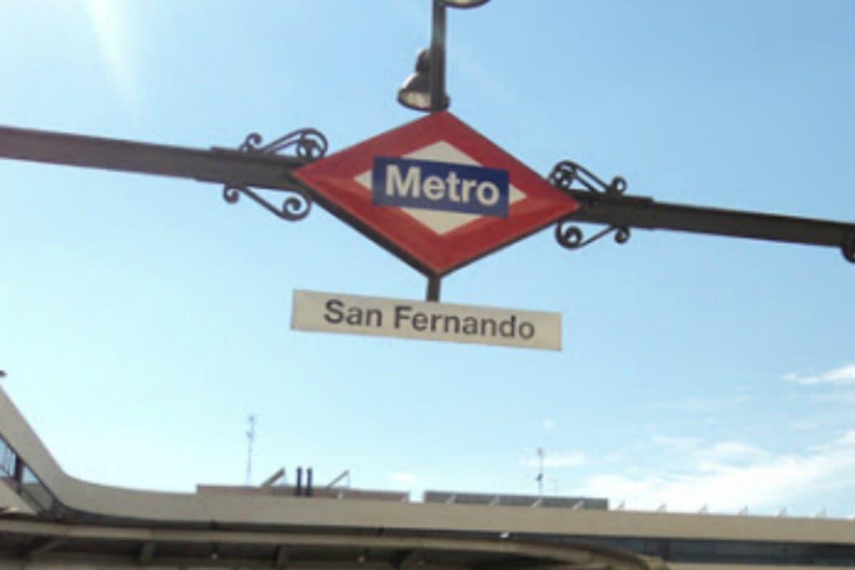 Intentan agredir sexualmente a una maquinista del Metro de San Fernando