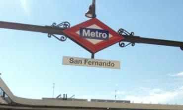 La Comunidad reparará las viviendas afectadas por el Metro en San Fernando de Henares