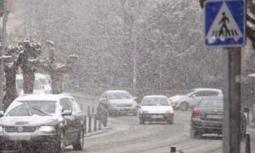 Alerta por nevadas en la Comunidad de Madrid