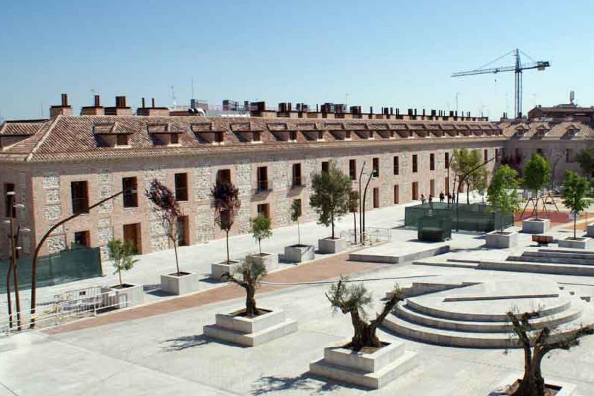 Un juez anula de forma cautelar la venta de la Plaza de San Fernando