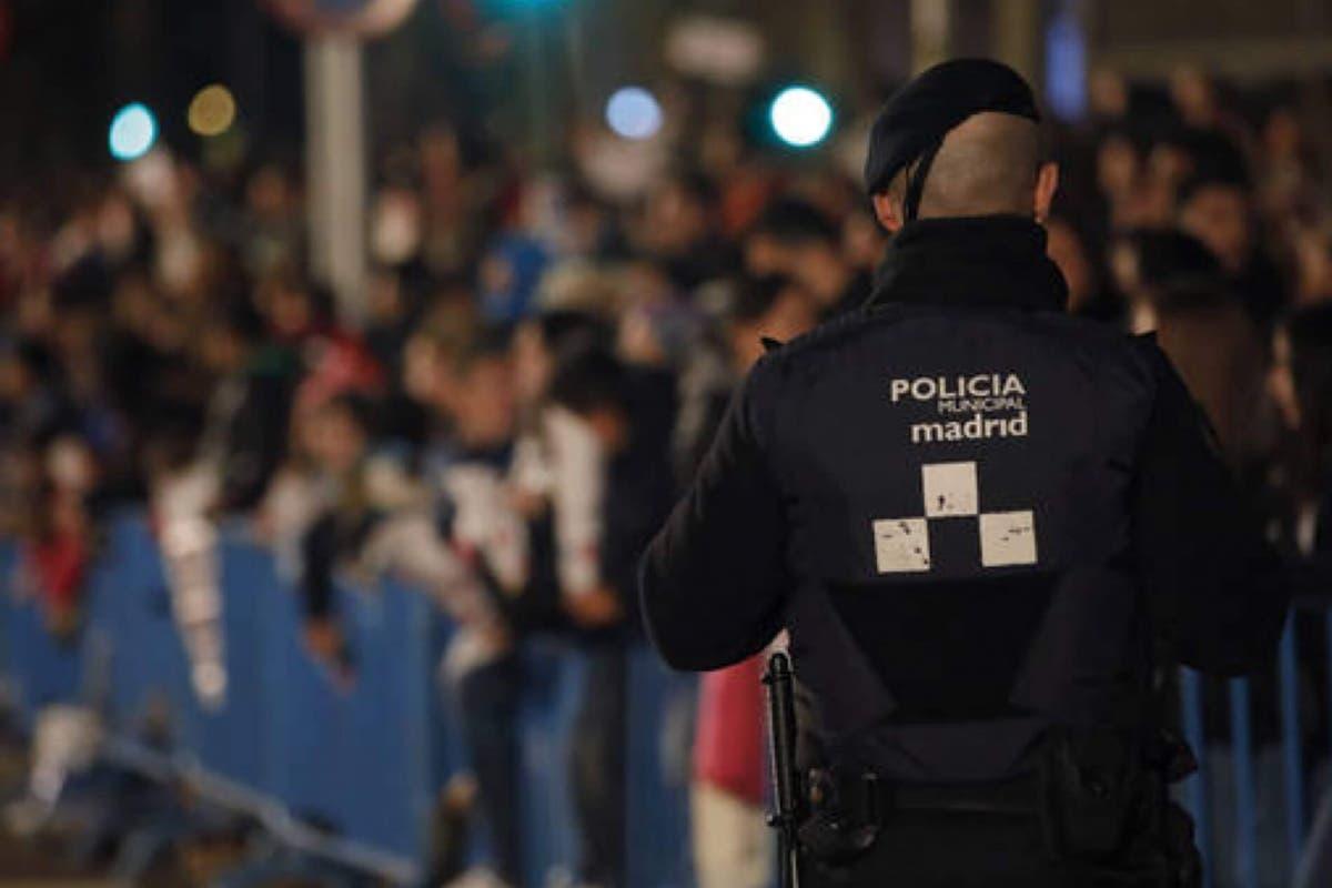 Detenido en Ciudad Lineal por pegar una paliza a su pareja