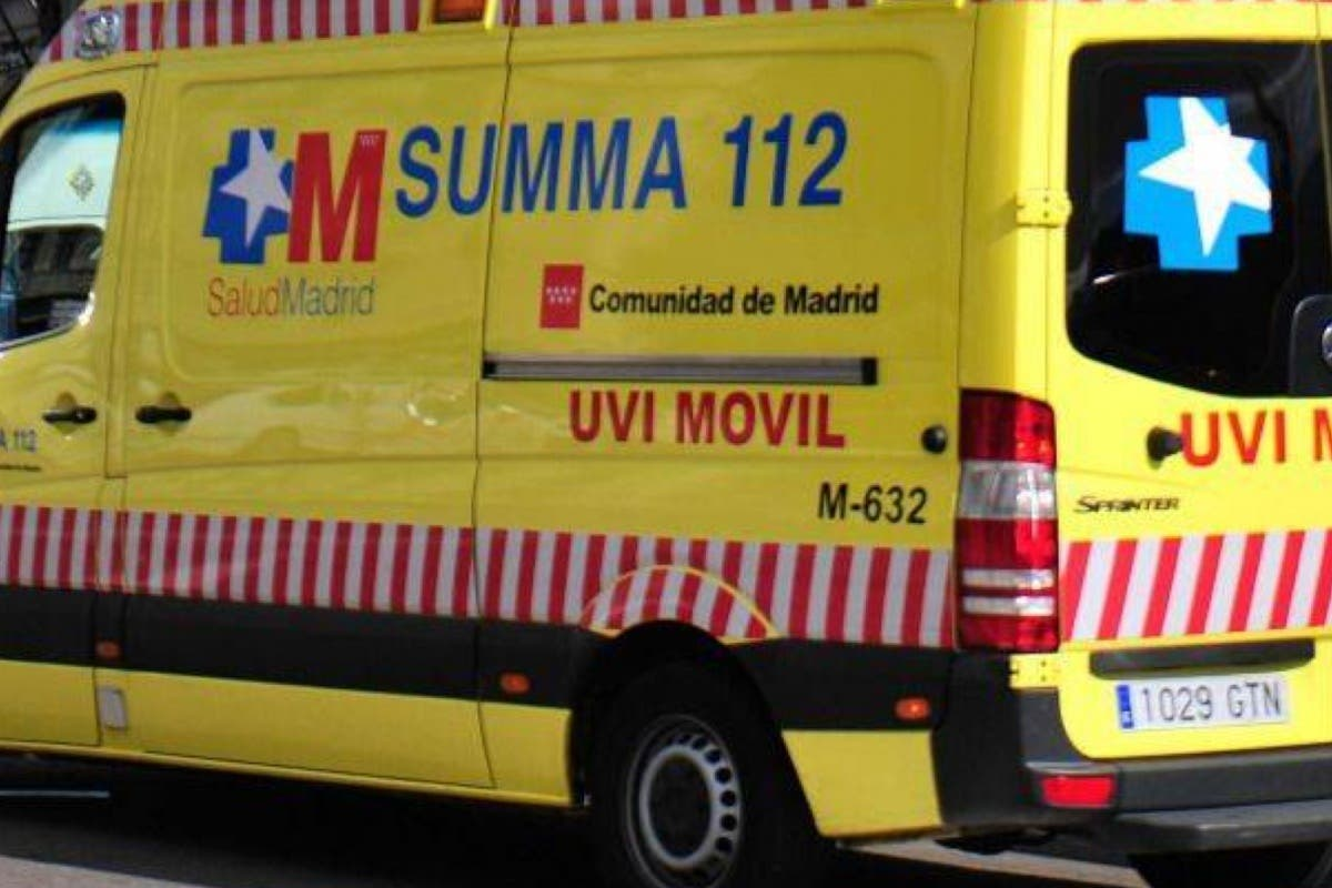Herido grave un trabajador tras caer por el hueco de un ascensor en Madrid