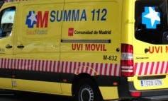 Grave una menor de 15 años en Alcalá de Henares tras ser atropellada por un vehículo que se dio a la fuga