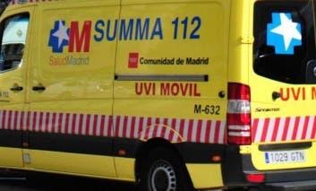 Muere un joven de 19 años tras ser atropellado en Alcobendas