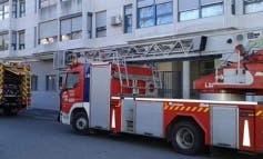 Cierran el juzgado de Torrejón que sufrió un incendio la semana pasada