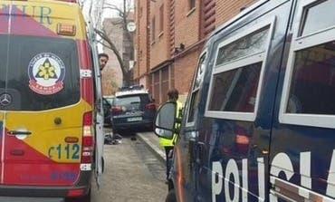En estado grave un joven de 26 años tras ser apuñalado en Vallecas