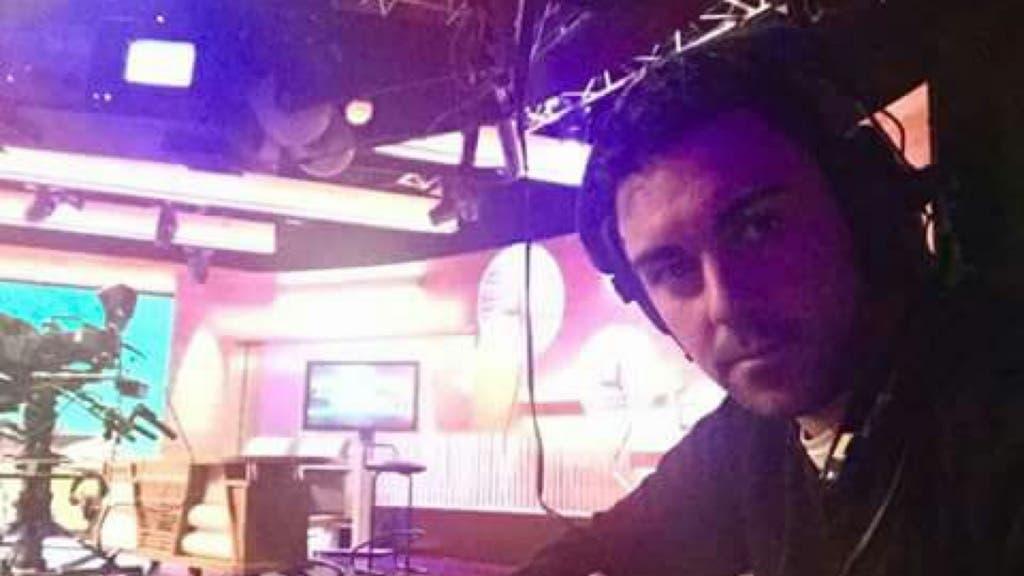En el programa Zapeando de La Sexta donde había trabajado como operador de grúa (MiraCorredor.tv).
