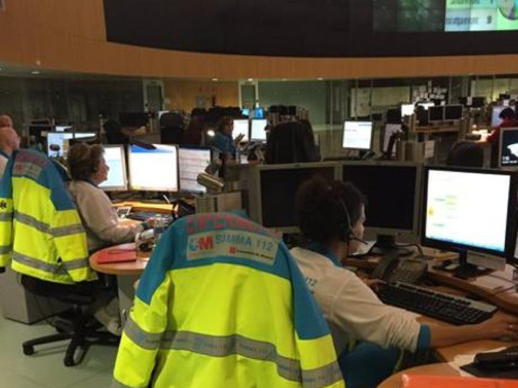 Detenido en Madrid por realizar llamadas falsas al 112 y al 091