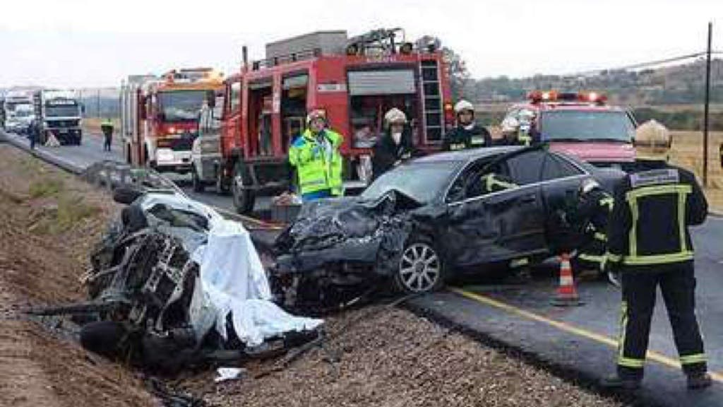 Foto del accidente de 2007 en la M-119 (112).