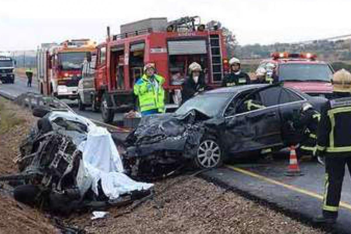 El accidente de Cartagena recuerda al ocurrido en 2007 en la zona del Henares