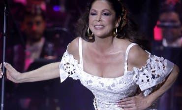 La Pantoja ofrece esta noche en Madrid su primer concierto tras salir de prisión