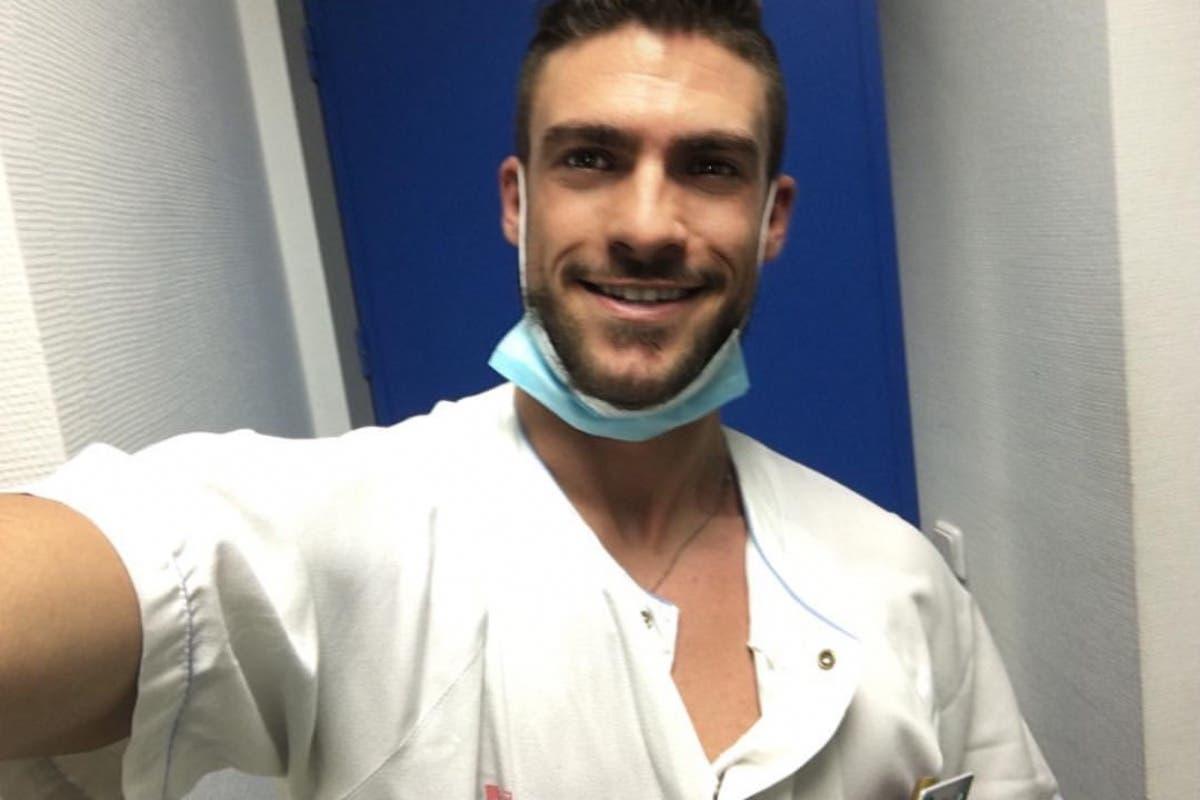El enfermero madrileño que revoluciona las redes