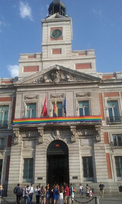 La Comunidad de Madrid será declarada por unanimidad gay friendly