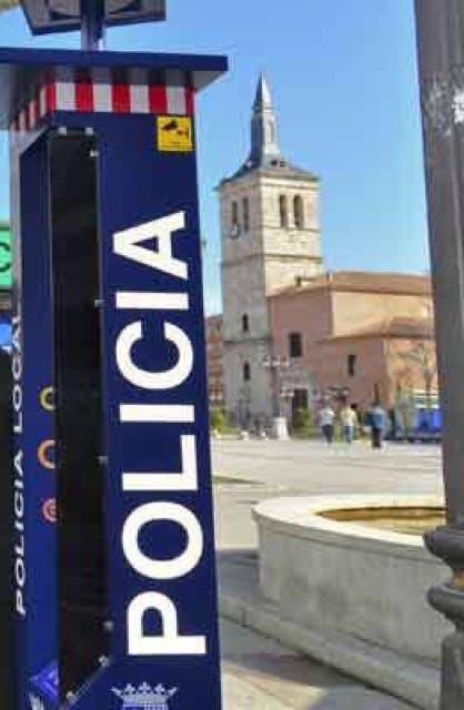 «Le habla la Policía Local de Torrejón, ¿Qué necesita?»