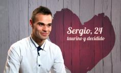 Sergio, el joven de Mejorada que buscaba un «amor taurino» en First Dates