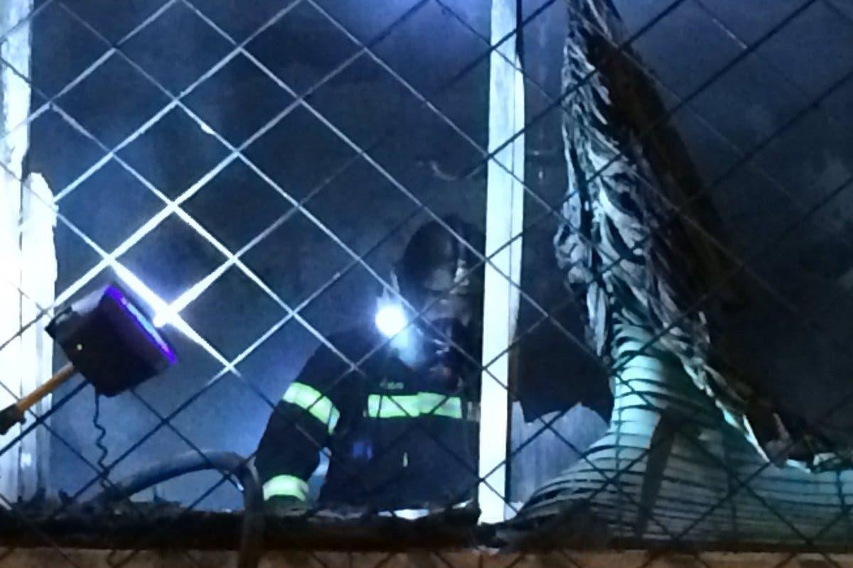 Muere de un infarto tras intentar ayudar en un incendio