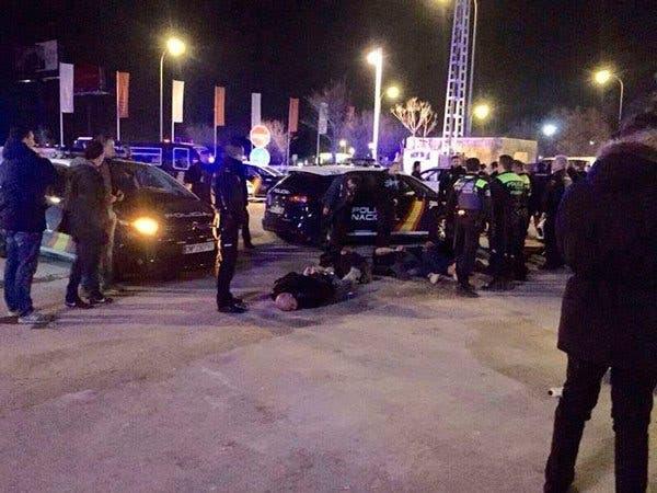 Una pelea en una conocida discoteca de Madrid acaba con siete detenidos