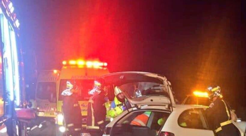 Muere una joven de 27 años en un accidente en Campo Real