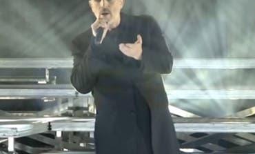 Miguel Bosé prepara su nueva gira en Arganda del Rey