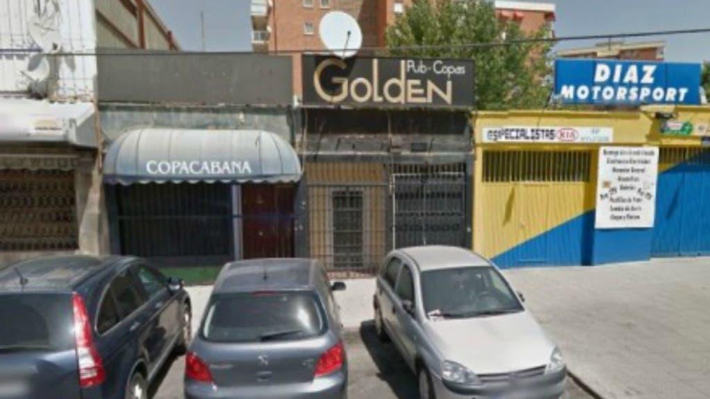 Copacabana, el club de alterne de Coslada donde ocurrieron los hechos (Google Maps).