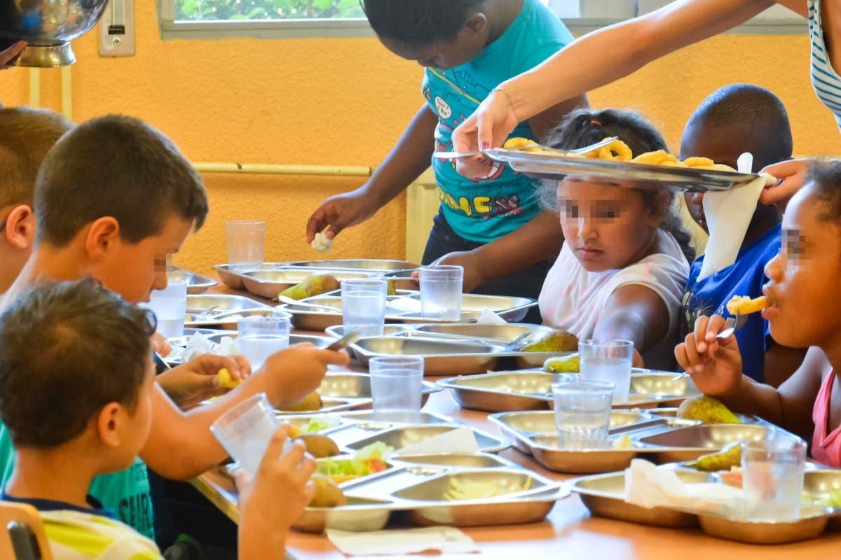 Torrejón vuelve a poner en marcha el comedor escolar de verano