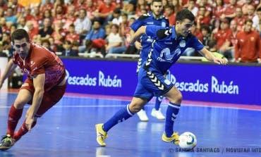 Movistar Inter vs ElPozo Murcia, el clásico se juega esta noche en Torrejón
