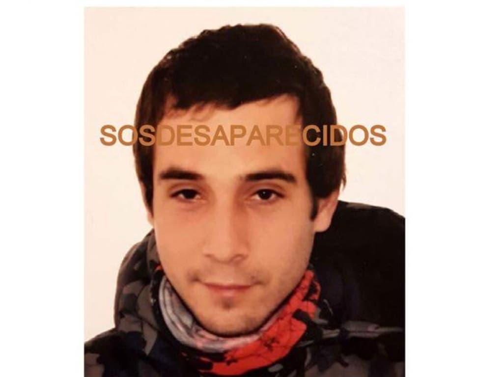 Encuentran muerto al joven de 23 años desaparecido en Madrid