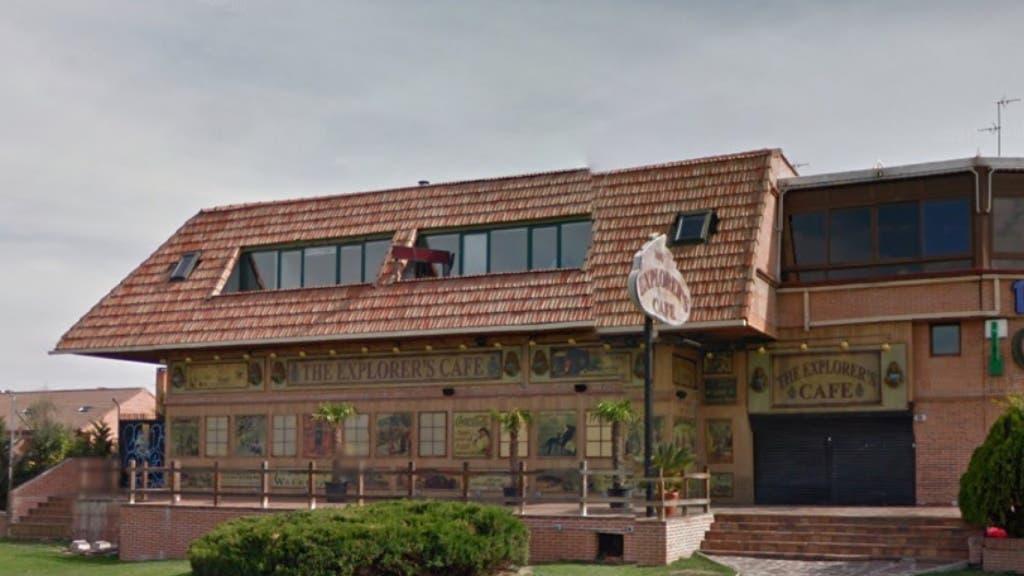 Discoteca The Explorer´s Café en Collado Villalba (Google Maps).