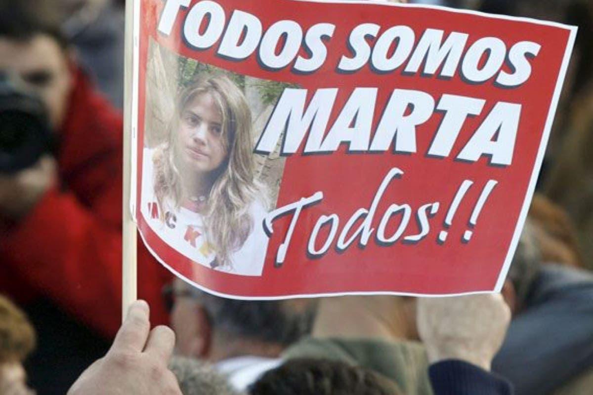Este jueves comienza la búsqueda del cuerpo de Marta del Castillo
