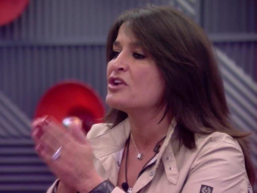 Aída Nízar sale de la casa de Gran Hermano para declarar ante un juez en Madrid