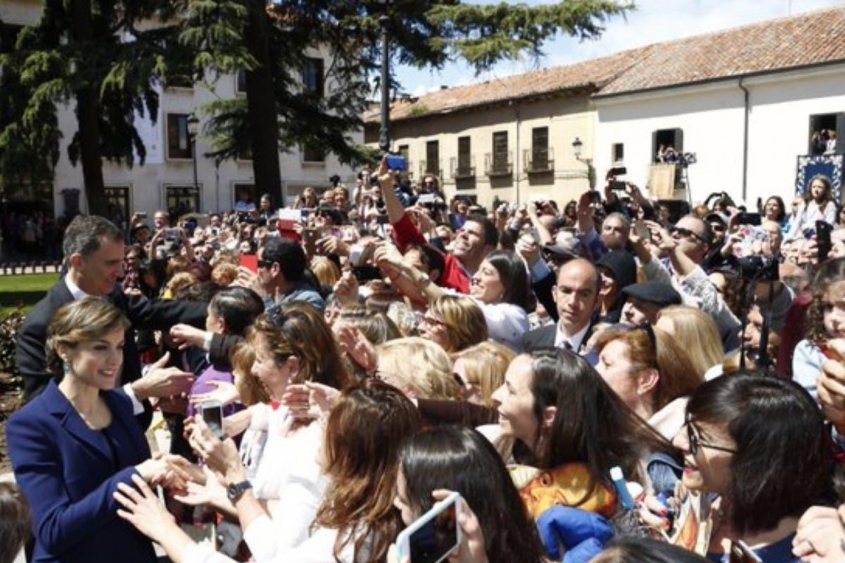 Los Reyes visitan este lunes Alcalá de Henares