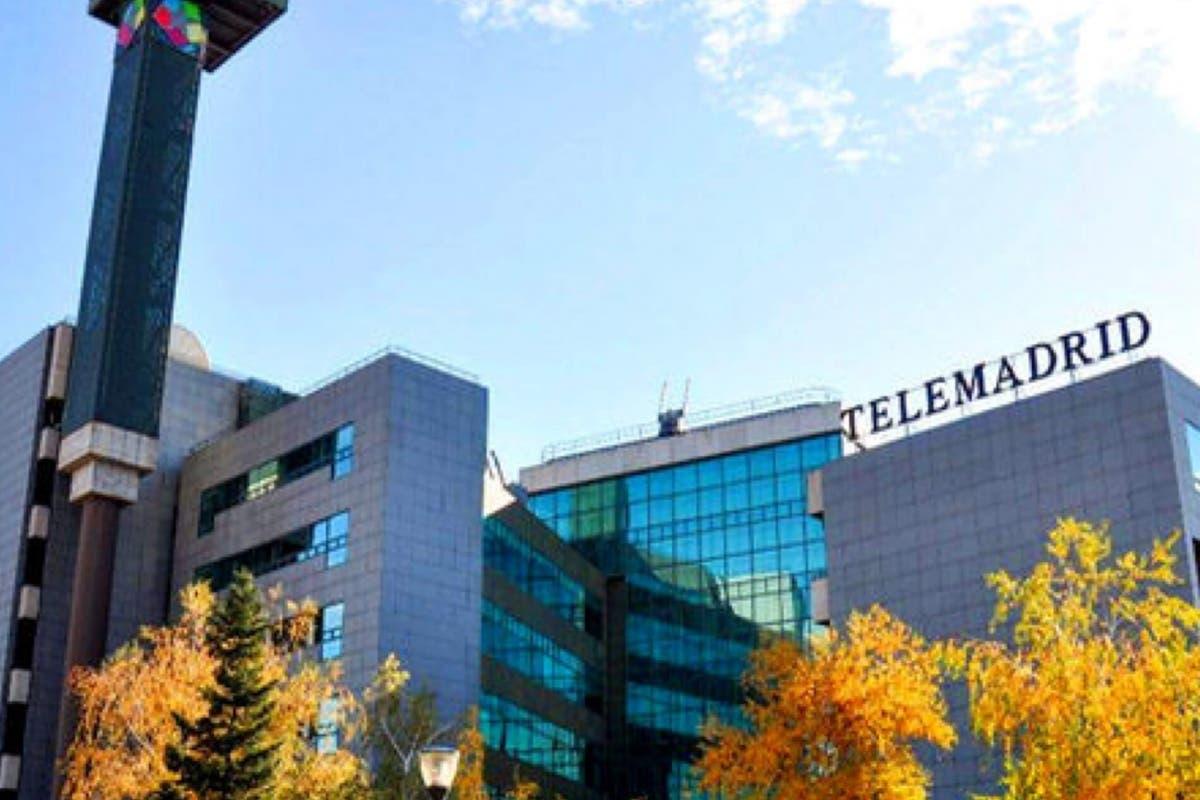 Un hombre entra en los despachos de Telemadrid para robar ordenadores y documentos