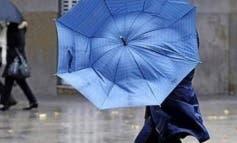 Aviso por fuertes rachas de viento en toda la Comunidad de Madrid