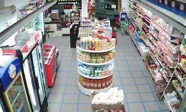 Atraco a mano armada en un supermercado de Fuenlabrada