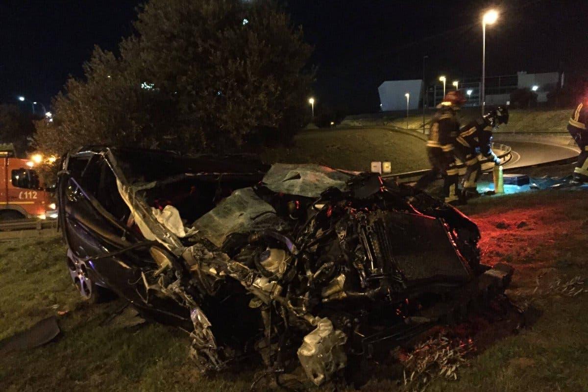 Muere un conductor de 29 años en un accidente en la A-5
