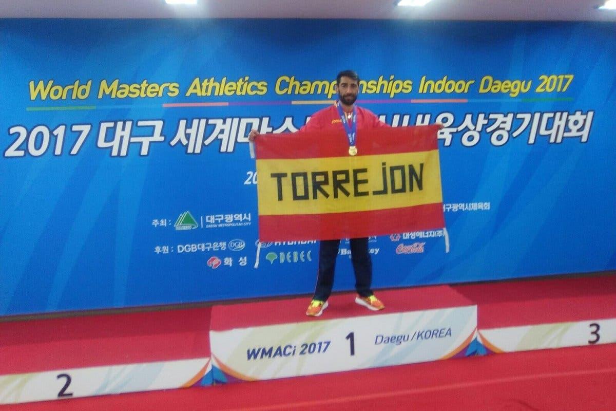 El torrejonero Juanjo Crespo consigue en Corea el mayor éxito de su carrera