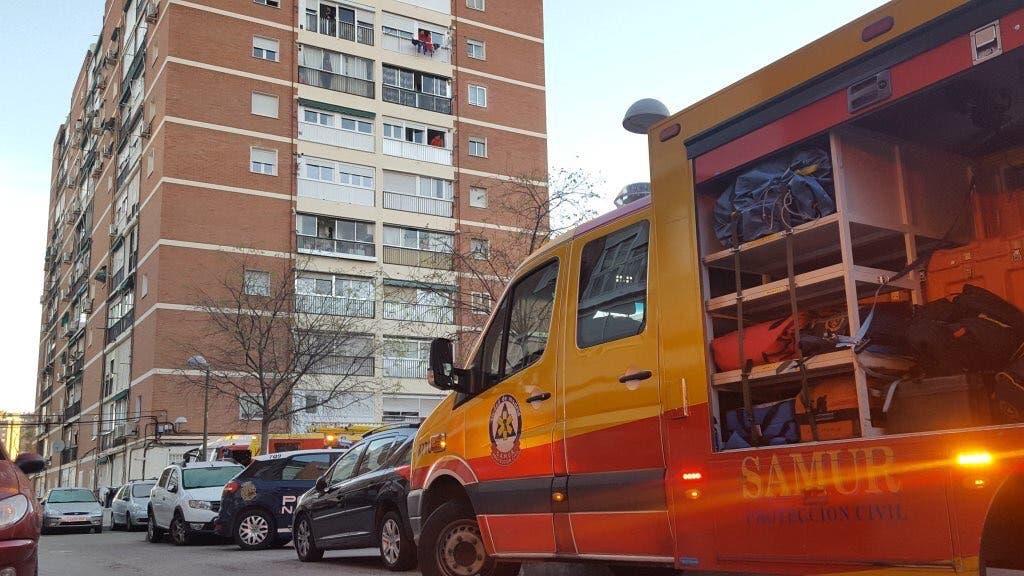 Una niña de cuatro años grave tras un incendio en su vivienda