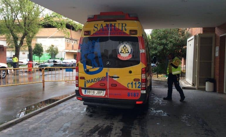 Herido grave un niño de 13 años tras ser atropellado en San Blas