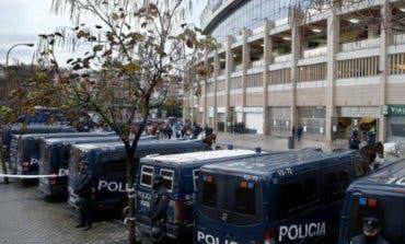 El Atlético de Madrid-Sevilla, declarado de alto riesgo