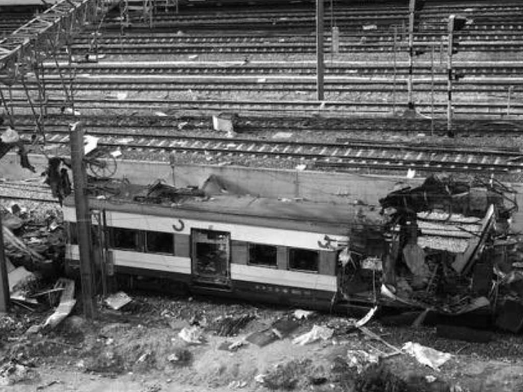 11-M: «Yo fui en un vagón que explotó»