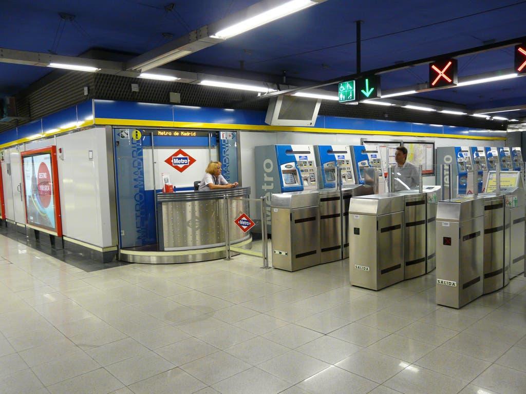 Este lunes, nueva jornada de huelga en el Metro de Madrid