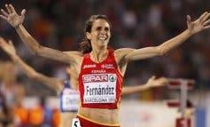 La torrejonera Nuria Fernánez, campeona de Europa cinco años después