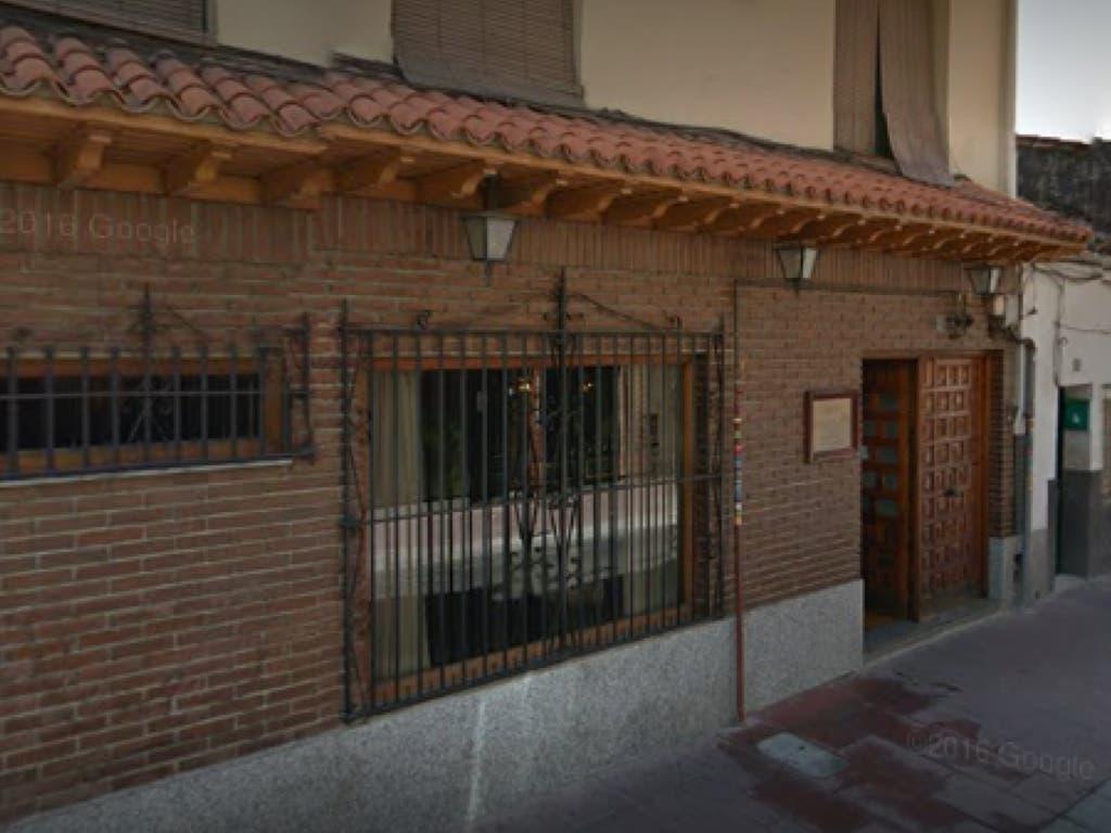 Restaurante Redondo en Torrejón (Google Maps).