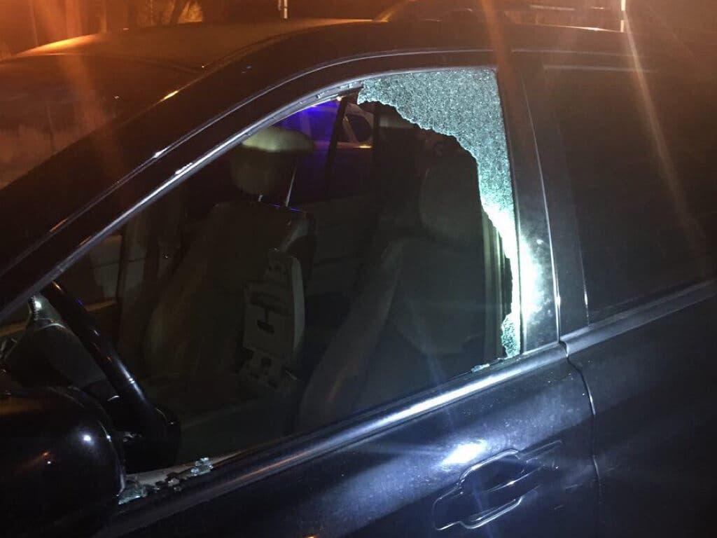 Tres detenidos en Coslada cuando intentaban robar en el interior de un coche