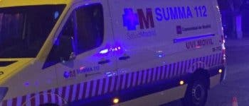 Dos jóvenes heridos graves en Alcalá de Henares, uno apuñalado y otro precipitado