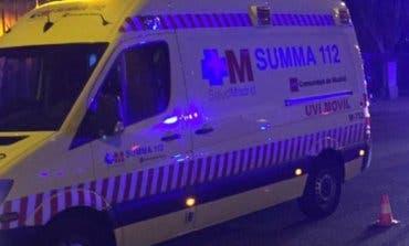 Muere un joven de 20 años en un accidente en Paracuellos de Jarama