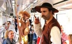 Comienza una nueva temporada del Tren de Cervantes