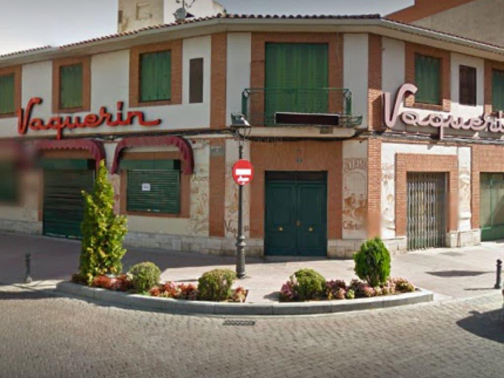 Restaurante Vaqueín en Torrejón (Google Maps).